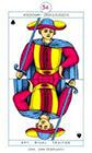 cagliostro - Page of Spades