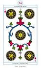 cagliostro - Five of Diamonds