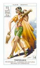 The Guide Tarot Card - Cagliostro Tarot Deck