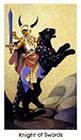 cat-people - Knight of Swords