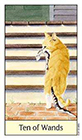 cats-eye - Ten of Wands