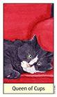 cats-eye - Queen of Cups