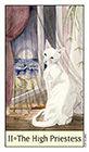 cats-eye - The High Priestess