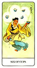 chinese - Six of Cups