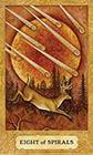 chrysalis - Eight of Wands