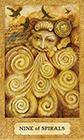 chrysalis - Nine of Wands