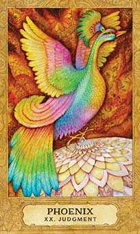 Judgment Tarot Card - Chrysalis Tarot Deck