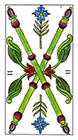 classic - Two of Wands