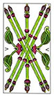 classic - Five of Wands