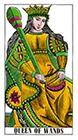 classic - Queen of Wands