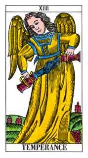 The Guide Tarot Card - Classic Tarot Deck