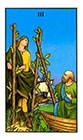 connolly - Three of Wands