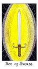 cosmic - Ace of Swords