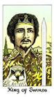 cosmic - King of Swords