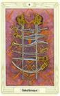 crowley - Eight of Swords