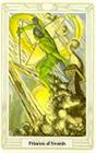 crowley - Princess of Swords