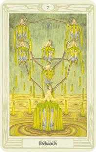 crowley - Seven of Cups