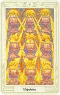 crowley - Nine of Cups