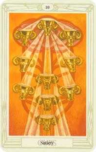 crowley - Ten of Cups