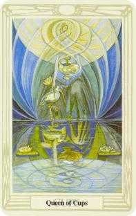 crowley - Queen of Cups