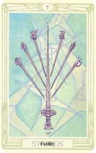 crowley - Seven of Swords