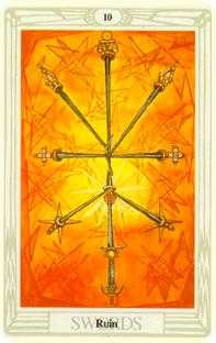 crowley - Ten of Swords
