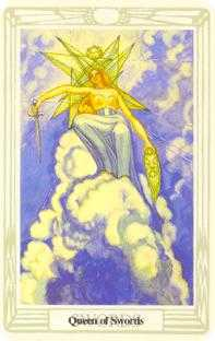 crowley - Queen of Swords
