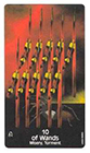 crows-magick - Ten of Wands