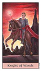 crystal-visions - Knight of Wands