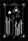 dark-exact - Nine of Wands