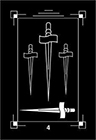 dark-exact - Four of Swords