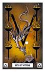 dragon - Six of Wands