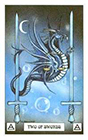 dragon - Two of Swords
