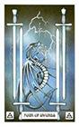 dragon - Four of Swords