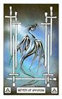 dragon - Seven of Swords