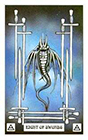 dragon - Eight of Swords