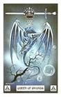 dragon - Queen of Swords
