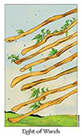 dreaming-way - Eight of Wands