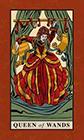 english-magic - Queen of Wands