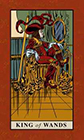 english-magic - King of Wands