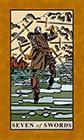 english-magic - Seven of Swords