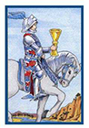 epicurean - Knight of Cups