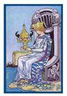 epicurean - Queen of Cups