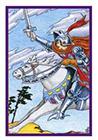 epicurean - Knight of Swords