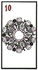 esoterico - Ten of Cups