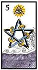 esoterico - Five of Swords