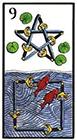 esoterico - Nine of Swords