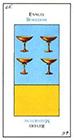 etteilla - Four of Cups