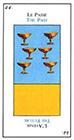 etteilla - Six of Cups