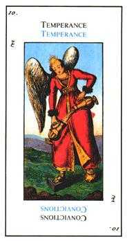 The Guide Tarot Card - Etteilla Tarot Deck